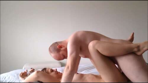 Sexy Brunette Getting Fucked Until A Creampie